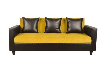 Furny Divine Three Seater Sofa