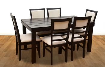 Furny Sophia 6 Seater Dining Table Set