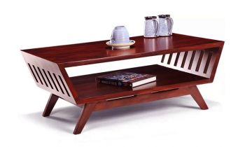 Furny Arise Teak  Wood Coffee Table