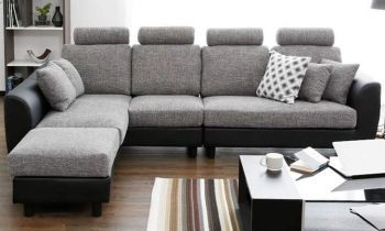 Furny Winchester Six Seater L Shape Interchangeable Sofa