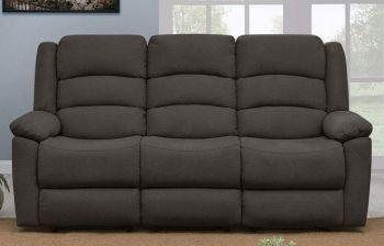 Furny Carson Three Seater Living Room Recliner Sofa