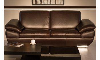 Furny Casafurnish Kinsley Three Seater Sofa (Brown)