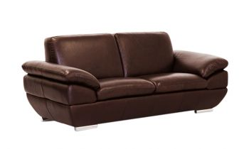 Furny Casafurnish Kinsley Two Seater Sofa (Brown)