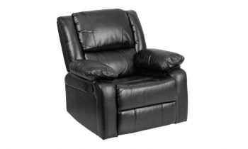 Furny Tramp One Seater Recliner (Black)