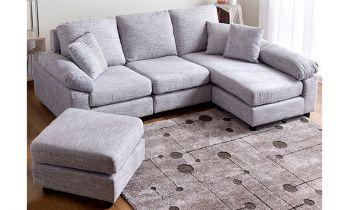 Furny Carloss Five Seater Interchangable L shape Sofa