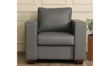 Furny Harleyson One Seater Sofa (Grey)