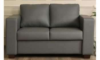 Furny Harleyson Two Seater Sofa (Grey)