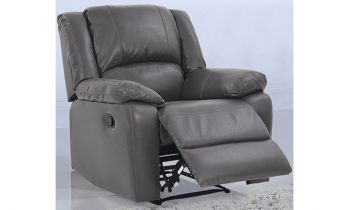 Furny Stark One Seater Recliner (Grey)