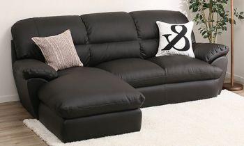 Furny Casabrio Four Seater L shape LHS Sofa