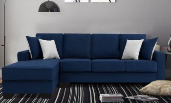 Furny Apollo Five Seater Extra Large LHS L Shape Sofa