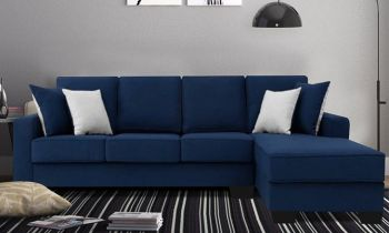 Furny Apollo Five Seater Extra Large RHS L Shape Sofa