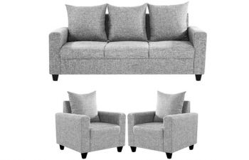 Furny Juan 3+1+1 Seater Sofa Set for Living Room