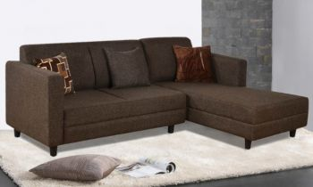 Furny Calista 4 seater RHS sectional sofa