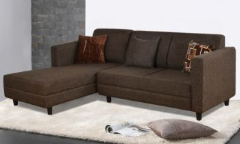Furny Calista 4 seater LHS sectional sofa