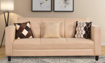 Furny Calista Three Seater Sofa