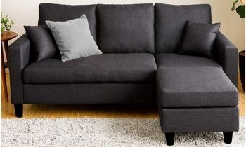 Furny Santa Clara Four Seater Sectional Sofa
