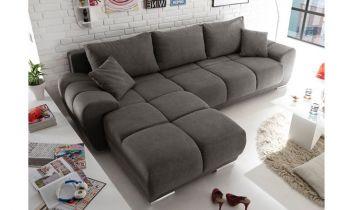 Furny Casaprime Four Seater LHS L Shape Sofa