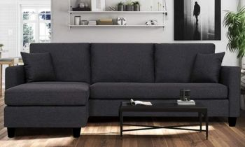 Furny Santa Clara Extra Large L Shape Sectional Sofa