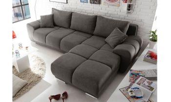 Furny Casaprime Four Seater RHS L Shape Sofa