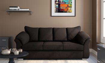 Furny Carina Three Seater Sofa