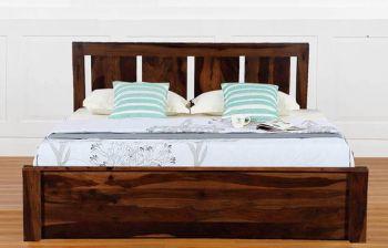 Furny Anasta Teak Wood Bed