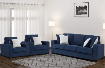 Furny Apollo 5 Seater 3+1+1 Sofa Set