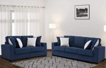 Furny Apollo 5 Seater Fabric 3+2 Sofa Set