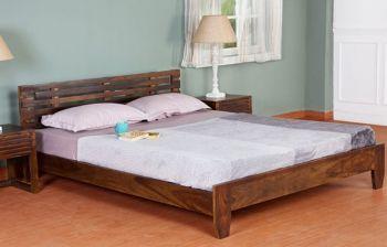 Furny Augustin Teak Wood Bed