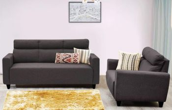 Furny 5 Seater Bravson 3+2 Sofa Set