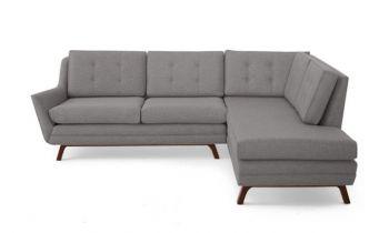Furny Bayley Four Seater Corner Sectional RHS Sofa