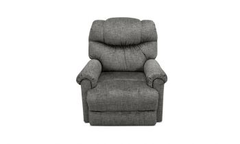 Furny Elizabeth Single Seater Recliner (Grey)
