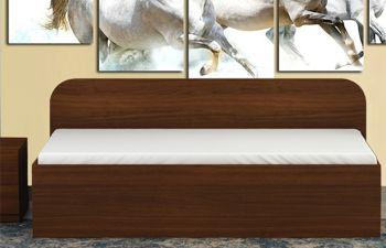 Furny Flancey Engineered Wood Single Size Bed with Box Storage