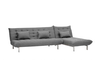Furny Madison L Shape Sofa Bed