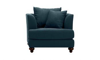 Furny Maharaja One Seater Sofa